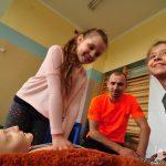 Fundacja Kumak przeprowadziła zajęcia pod nazwą Pluszakowe Pogotowie w SP34 w Rybniku