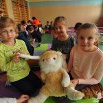 Fundacja Kumak przeprowadziła zajęcia z dziećmi z SP 34 w Rybniku pod nazwą Pluszakowe Pogotowie