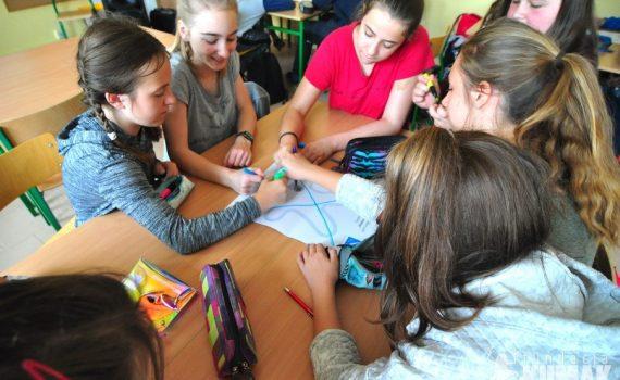 Fundacja Kumak przeprowadziła dla młodzieży z SP 34 w Rybniku Wakacje bez Przypału
