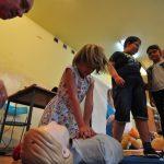 Fundacja Kumak uczyła uczniów ZSS w Rybniku udzielania pierwszej pomocy