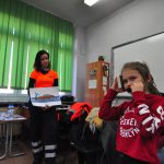 Fundacja Kumak i Pluszakowe Pogotowie w Społecznej Szkole Podstawowej w Rybniku